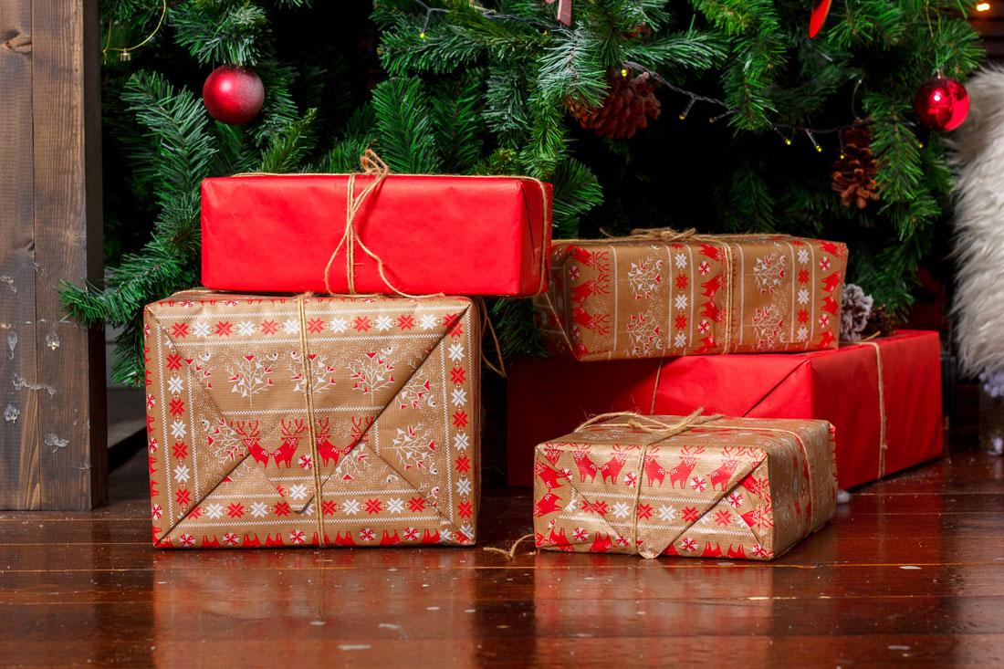 Votre cadeau de Noël idéal c'est :